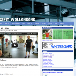 Crossfit wollongong redesign