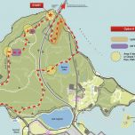 Stanley park ride-map option a